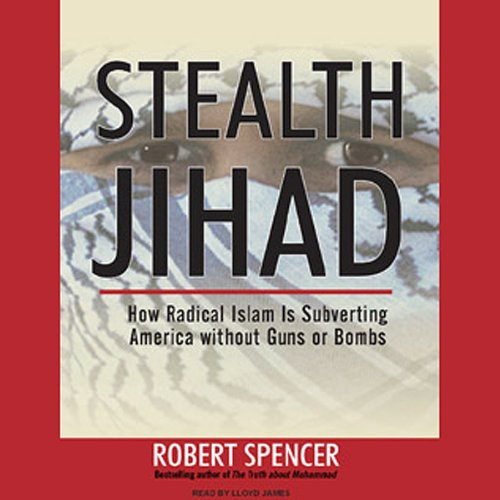 Stealth Jihad cover art