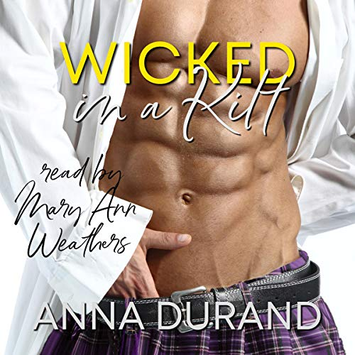 Wicked in a Kilt cover art
