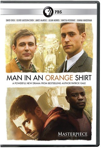 Masterpiece: Man in an Orange Shirt DVD