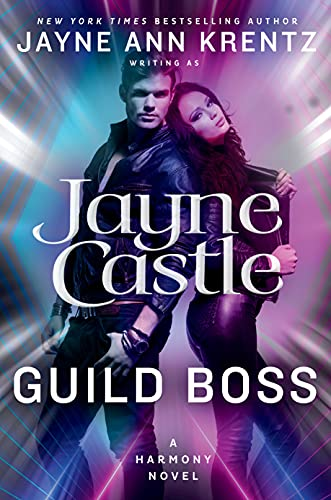 Guild Boss (A Harmony Novel)
