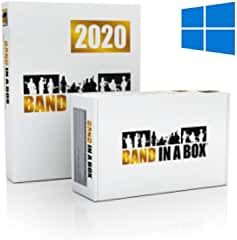 PG Music releases Band-in-a-Box 2020 for Windows with over 50 New Features