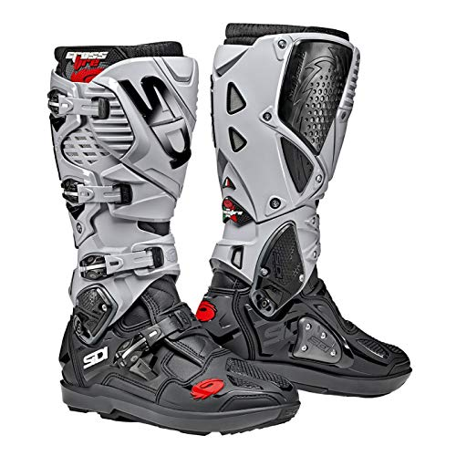 Sidi Crossfire 2 SRS MX Boots 48 EU Black Grey