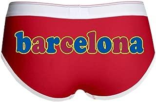 CafePress - Barcelona Women's Boy Brief - Women's Boy Brief, Boyshort Panty Underwear with Novelty Design