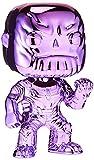 Funko Pop! – 36217 – Marvel: Avengers Infinity War – Thanos (Chrome - púrpura) – Figura de Vinilo, 9cm