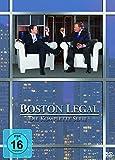 Boston Legal - Die komplette Serie [27 DVDs] - James Spader