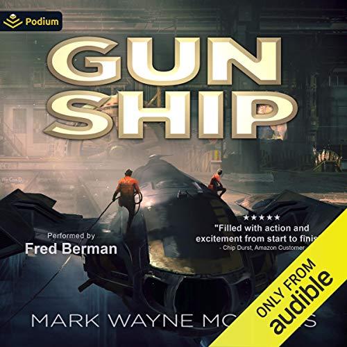 Gun Ship  By  cover art