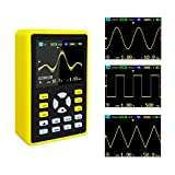 YEAPOOK ADS5012h Handheld Digital Portable Oscilloscope Mini Storage Oscilloscope Kit with 100MHz...