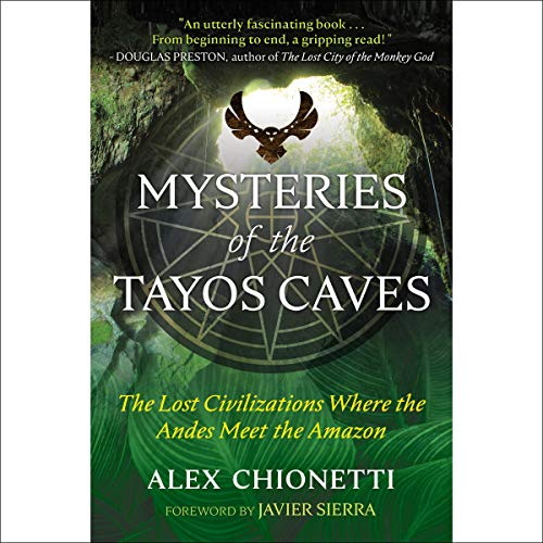 Mysteries of the Tayos Caves cover art