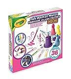 CRAYOLA CC040047 Juego para Crear rotuladores - Juegos para Crear rotuladores (6 año(s), Multicolor, Niño/niña, Caja, 15 ml, 306 mm)