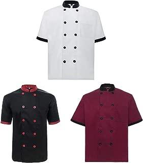 Best hawaiian chef coat Reviews