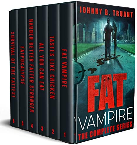 Fat Vampire The Complete Series A Comedy Horror Series product image