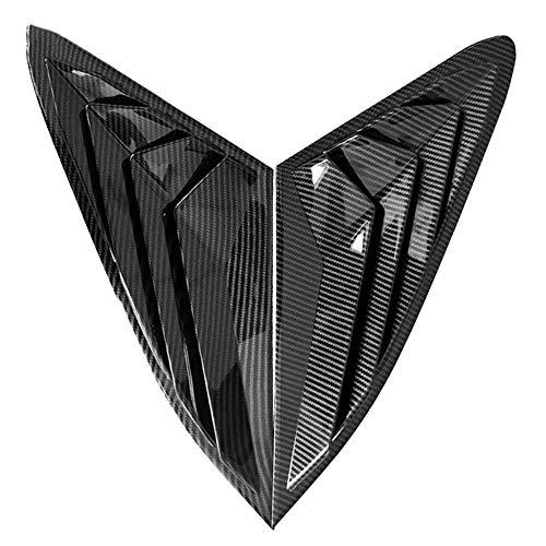 KenKER Dreieckiger Fensterheber hinten, passend für KIA Optima K5 GT 2020 2021