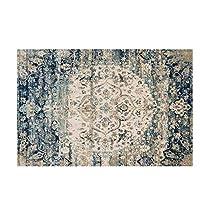 ペルシャ柄 ラグ じゅうたん カーペット 洗える 一年中使用 シャギーラグ エスニック 民族調 ウォッシャブル リビング 薄手 長方形 モダンラグ モロッカン 140*200cm ボヘミアン風 畳マット カラー 絨毯 ふわふわ 滑り止め 居間
