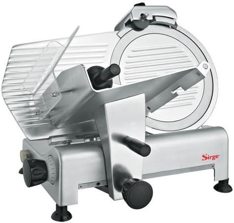 Cortafiambres Sirge Profesional Semi-automática máquina de Cortar