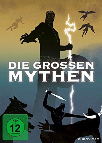 Die grossen Mythen [4 DVDs]