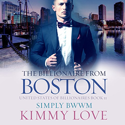 The Billionaire from Boston: A BWWM Billionaire Romance audiobook cover art