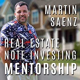 Real Estate Note Investing Mentorship audiobook cover art