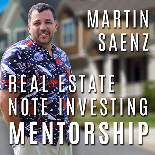 Real Estate Note Investing Mentorship audiobook cover art