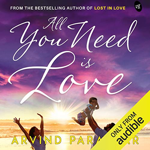 All You Need Is Love audiobook cover art