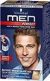 Schwarzkopf Men Perfect Anti-Grau-Tönungs-Gel, 40 Natur Dunkelblond (graue Haare ausblenden mit...