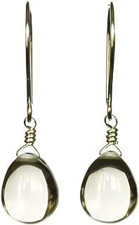 Best glass drop earrings Reviews