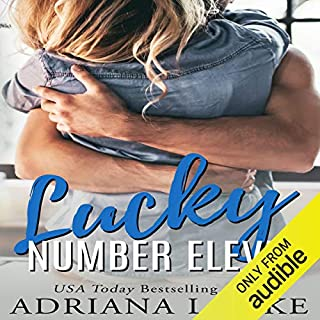 Lucky Number Eleven audiobook cover art