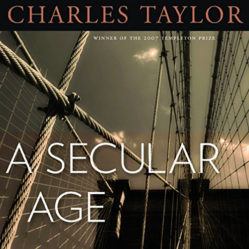 A Secular Age cover art