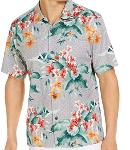 Tommy Bahama Spadacini Silk Camp Shirt