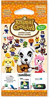 comprar comparacion Nintendo - Pack 3 Tarjetas Amiibo Animal Crossing HHD - Serie 2