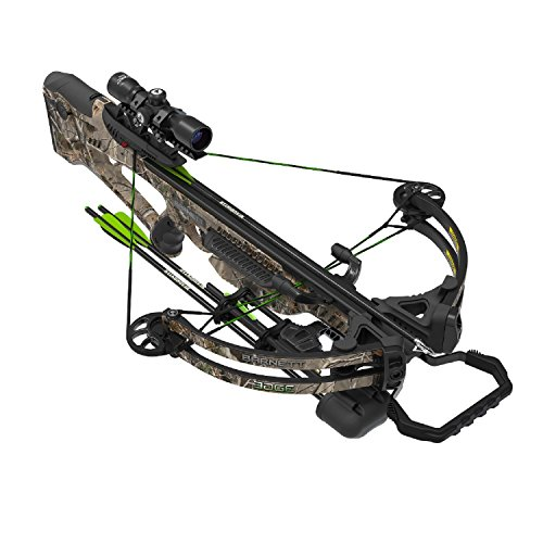 BARNETT 78123 Edge Crossbow Package with 2 Bolts, Adult