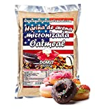 American Suplement - 1000 gr - Harina de Avena Integral, ideal para tortitas, batidos, bizcochos y magdalenas (DONUT)