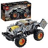 LEGO Technic Monster Jam Max-D e Quad con Motore Pull-Back, Set Giocattoli 2 in 1 da Costruzione, 42119