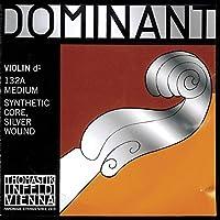 Thomastik Dominant 4/4 Violin D String Medium Silver-Perlon [並行輸入品]