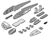 224398 - Multiplex Kunststoffteilesatz Heron