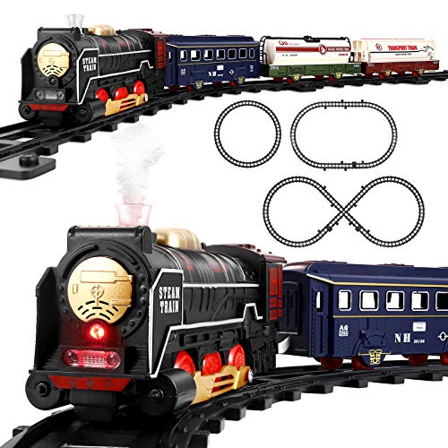 Best Electric Trains for 6 Year Old Boys