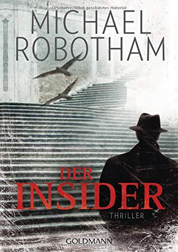 Der Insider: Thriller (Joe O'Loughlin und Vincent Ruiz, Band 6)