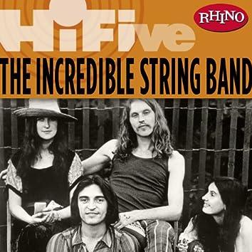 Rhino Hi-Five: The Incredible String Band