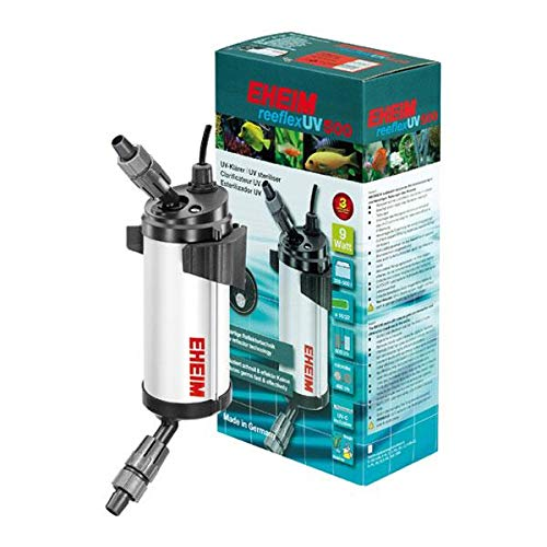 EHEIM Filtre UV pour Aquarium REEFLEX 500