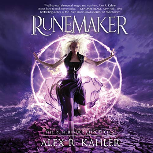 Couverture de Runemaker