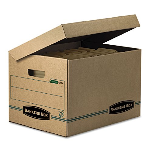 Price comparison product image FEL12772 - Bankers Box Stor / File Storage Box