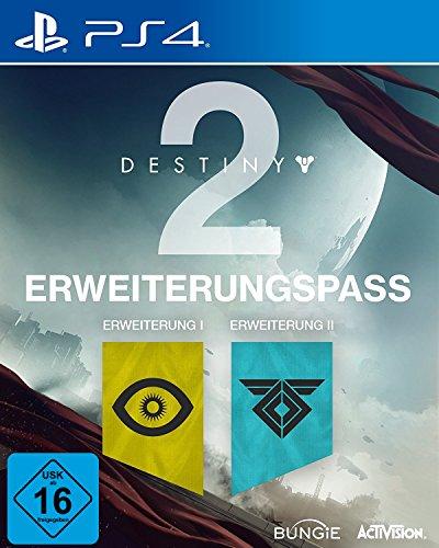 Destiny 2 - Erweiterungspass   DLC   PS4 Download Code - deutsches Konto
