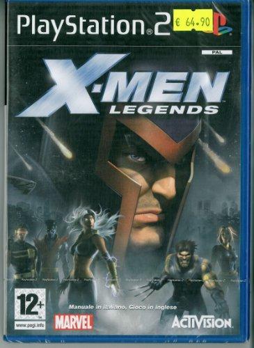 X-Men Legends-(Ps2)