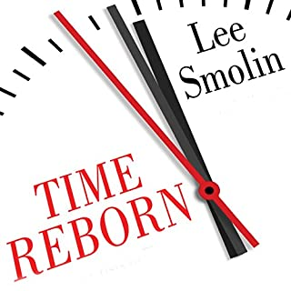 Time Reborn audiobook cover art