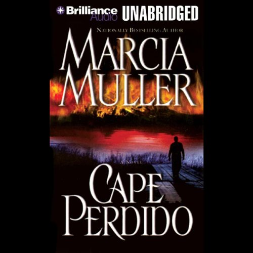 Cape Perdido audiobook cover art