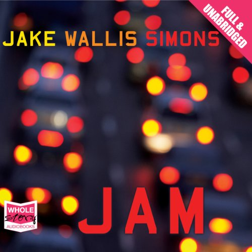 Jam audiobook cover art