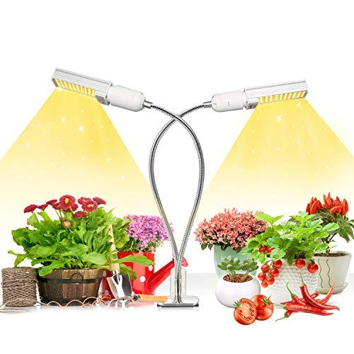 Niello - Lámpara led para plantas de interior de espectro c