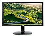 Image of Acer KA240H 24-inch Full HD LED Widescreen Monitor 16:9 Ratio, 5ms Response Time HDMI VGA DVI - Black