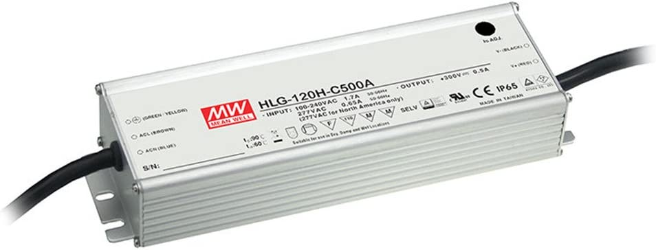 MW Mean Cheap bargain Well HLG-120H-C700A Chicago Mall 215V Swit 150.5W 700mA Output Single