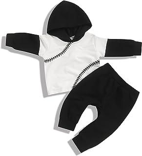 Toddler Baby Boy Clothes Long Sleeve Hoodie Sweatshirt...