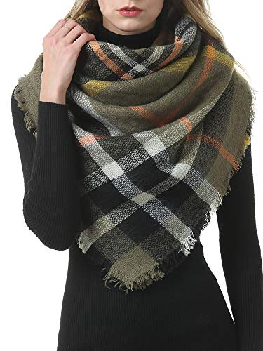 Large Warm Shawl / Blanket Scarf $7.00 (50% OFF Coupon)